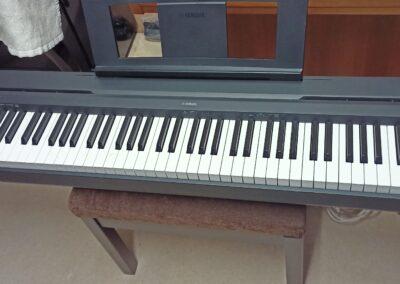 Yamaha P45-B, £285.